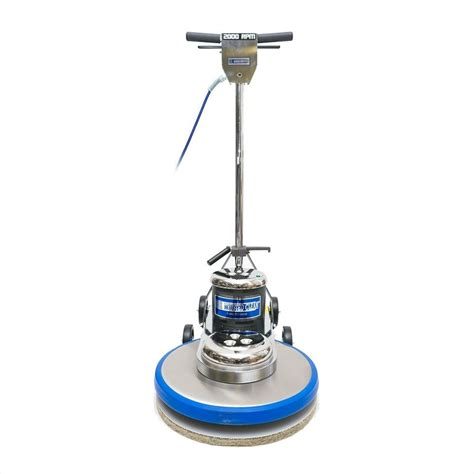 Clarke 2000 Floor Buffer by Trusted Clean 2000 Rpm 20 Inch High Speed Floor Burnisher