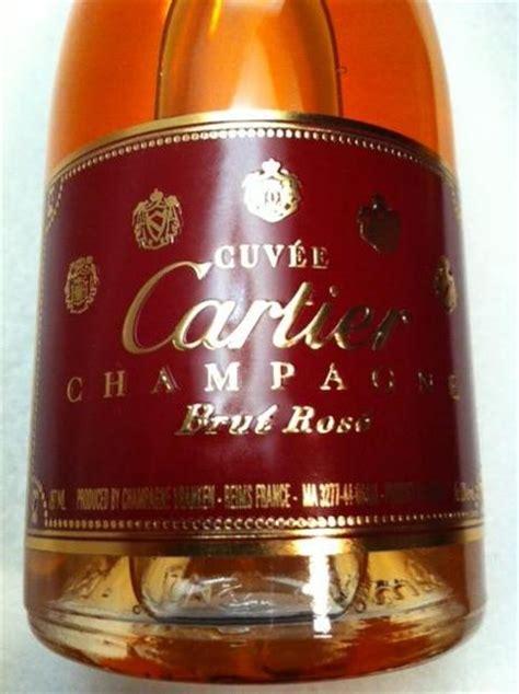 nv vranken champagne cuvee cartier brut rose france