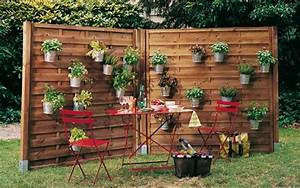 Decoration pot fleur exterieur jardin for Nice mobilier de jardin plastique 0 deco mur exterieur homeandgarden