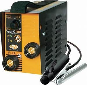 Poste A Souder Mig Brico Depot : spark 100 ~ Farleysfitness.com Idées de Décoration