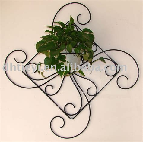 wrought iron flower shelf buy wrought iron flower shelf