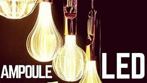Ampoule Led Design : in o design ampoule led youtube ~ Melissatoandfro.com Idées de Décoration