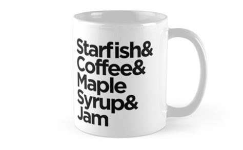 Have your ever had starfish and coffee for breakfast? 7 best Mug Collection Design images on Pinterest   Coffee ...