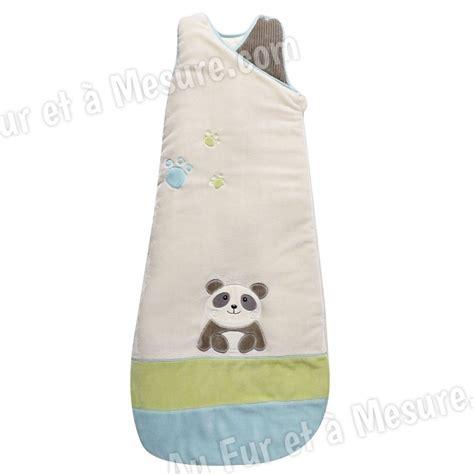 chambre de bébé évolutive gigoteuse évolutive 6 36 mois pandi panda domiva