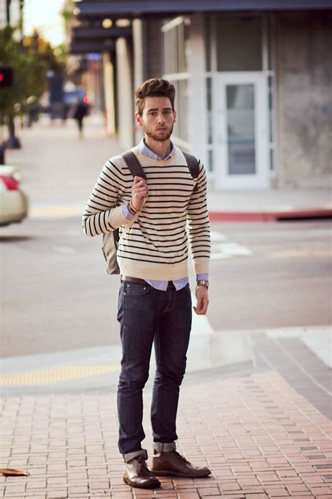 casual look with casual preppy look pictures photos and images for and