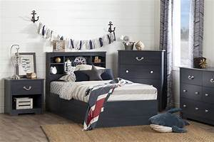South, Shore, Aviron, Kids, And, Nursery, Bedroom, Furniture, Collection
