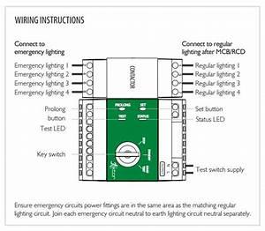 Emergency Test Switch