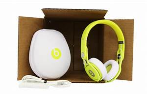 Beats Mixr Over Ear Headphones Neon Yellow