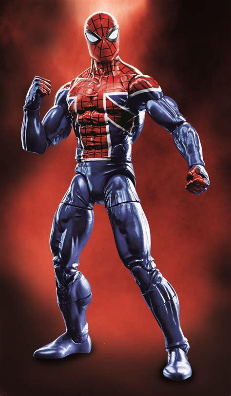 Marvel Legends Spiderman, Xmen, Sandman, Juguetes 2017