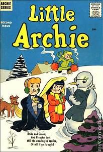 Cloud Drawing Little Archie 1956 Comic Books
