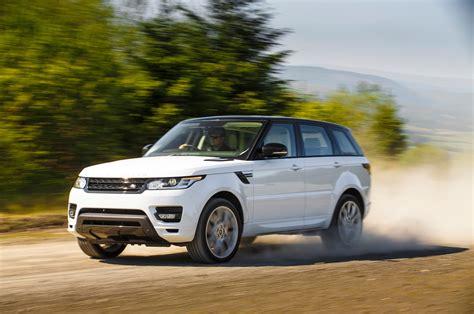range rover sport 2014 range rover sport first drive motor trend