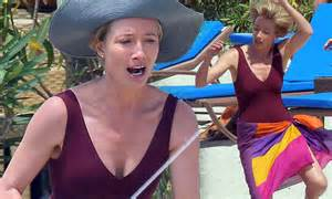emma thompson swimsuit emma thompson 53 stuns with her incredible swimsuit