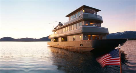 Houseboat Lake Tahoe by Lake Tahoe Boat Rentals Pontoon Boats Incline