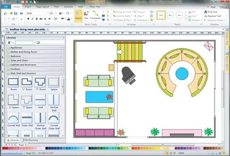 fresh home floor plan software free download new home
