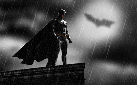 batman superhero rain dc comics comics dark cape