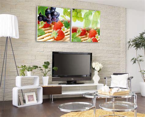 peinture sur toile pour cuisine awesome grande toile pour salon toile fruits cuisine