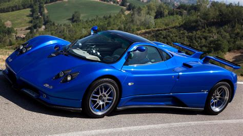 pagani zonda     wallpapers  hd images