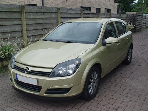 opel astra  pictures information  specs auto