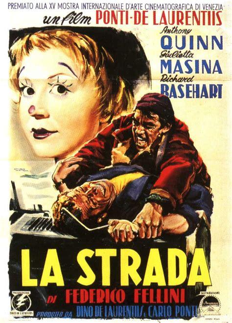Federico Fellini's La Strada – A Review | 365 Days 365 ...