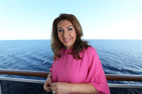 MSC Divina features in cruise TV series with Jane McDonald
