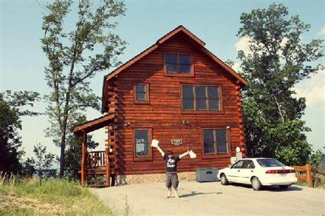 sugar maple cabins we arrived