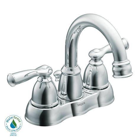 Moen Banbury Bathroom Faucet Chrome