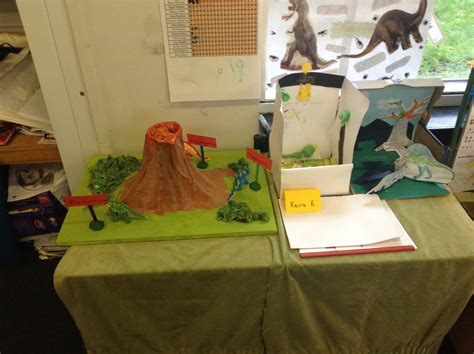 year  dinosaur project st cuthberts primary school
