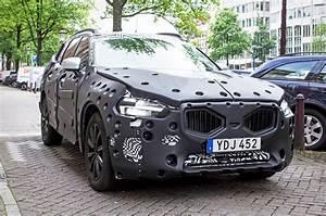 Argus Automobile 2017 Gratuit : volvo xc60 2017 premiers spyshots de la seconde g n ration l 39 argus ~ Gottalentnigeria.com Avis de Voitures
