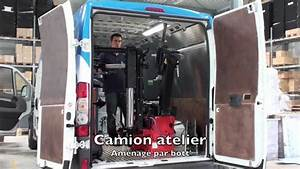 Amenagement Camion Atelier Mecanique : camion atelier youtube ~ Maxctalentgroup.com Avis de Voitures