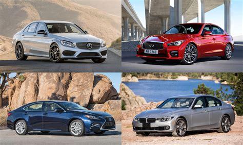 Bestselling Luxury Cars In America  » Autonxt