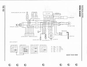 Looking For Wiring Diagram 1987 Trx250x