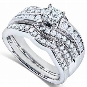 diamond me diamond engagement ring and wedding band set With sears jewelry wedding rings