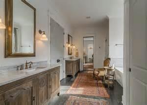 master bath rug ideas vintage bathroom vanity vintage bathroom
