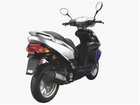 Daelim Sfive 50 Review Scooter News And Reviews