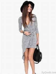 sexy mince irregulier queue d39aronde ceinture robe robes With amazing commenter obtenir les couleurs 3 photos de mode femme love