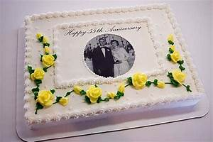Album Sheet Designs 50th Anniversary Sheet Cake Ideas Anniversary Cake