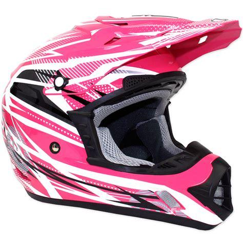 pink motocross helmet thh tx 12 tx12 9 bolt mx enduro moto x acu gold quad bike