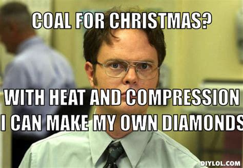 Christmas Meme Generator - image 157807 schrute facts know your meme