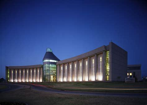 oklahoma history center wallace engineering