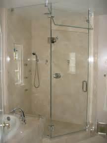 Garden Tub Shower Picture