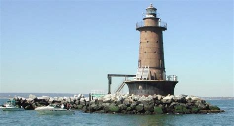 Lighthouse Boat Tours Nyc by Daily What West Bank Lighthouse Staten Island Is