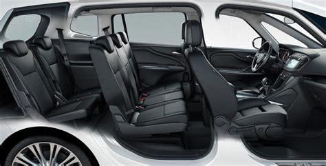 Opel Zafira Interior by Introducing The Third Generation Opel Zafira Cmh Opel News