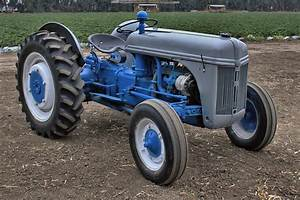 Ford 2n Tractor Photograph By Michael Gordon