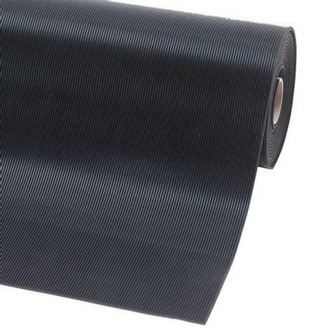 rubber flooring home depot canada v groove corrugated rubber runner matting canada mats