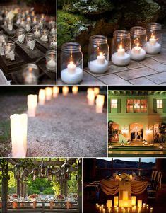 candle light dinner in dallas ideas for decoration for rehearsal dinner on pinterest