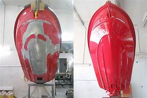 Fiberglass Boat Repair Services