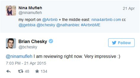 Viral Resume Airbnb by Mufleh Wanted A At Airbnb So She Created