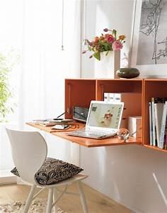 Schreibtisch Im Schlafzimmer : kombi r ume als arbeitszimmer sch ner wohnen ~ Sanjose-hotels-ca.com Haus und Dekorationen