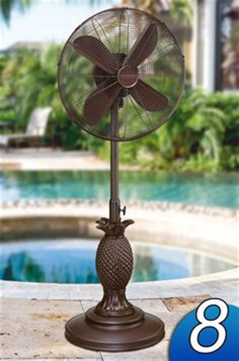 this outdoor fan great for the patio and deck