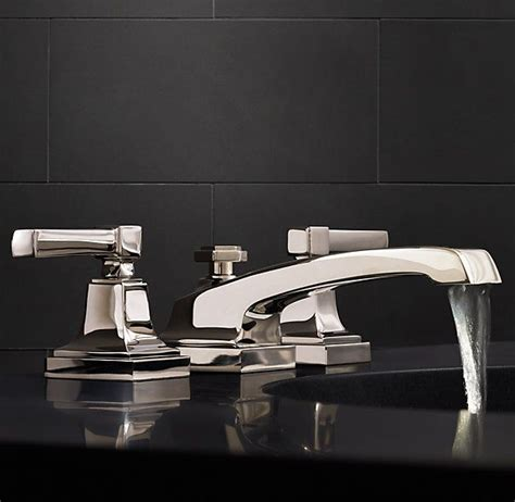 Restoration Hardware Bathroom Fixtures Masterbath Faucets Dillion Restoration Hardware Bath
